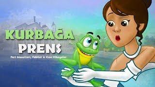 Kurbağa Prens - Çizgi Film Masal