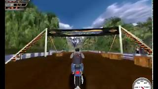 Harley Davidson: Wheels of Freedom (2000) - First game with Havok physics engine