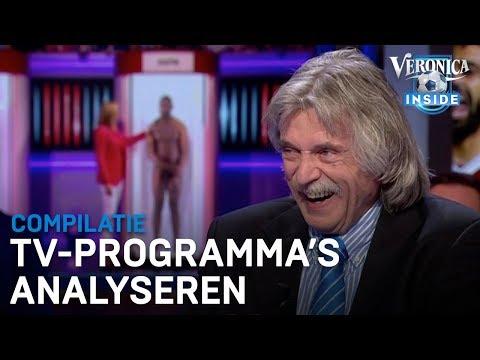 COMPILATIE: Veronica Inside analyseert tv-programma's | VERONICA INSIDE
