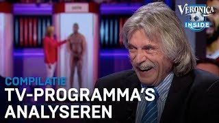 COMPILATIE: Veronica Inside analyseert tv-programma's | VERONICA INSIDE