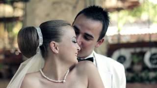 Трогательное свадебное видео.