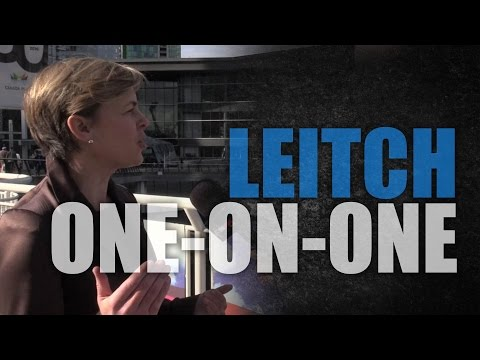 "Leitch: ""Happy to push back on politically correct crowd"""