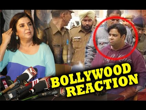 Bollywood reacts on Kiku Sharda's ARREST