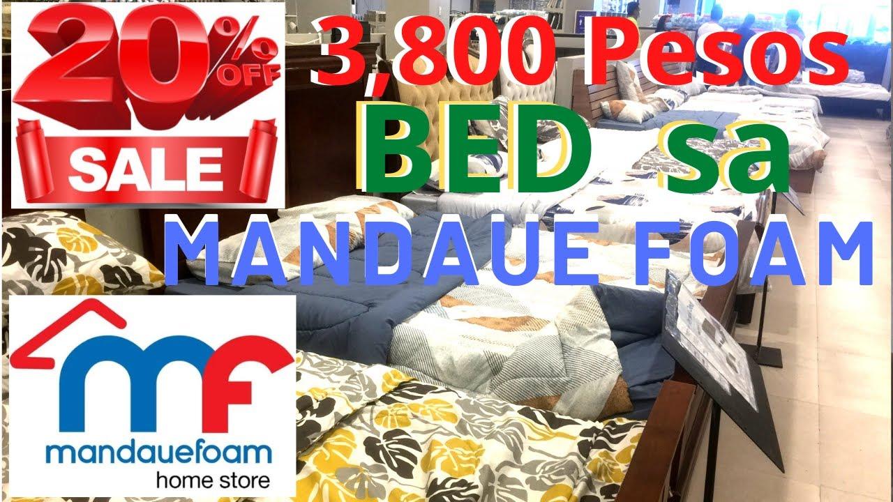 Presyo ng Bed sa Mandaue Foam / Sale 20% OFF