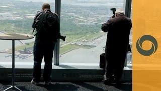 On The Roof Of Manhattan - Observationdeckatoponeworldtradecenter