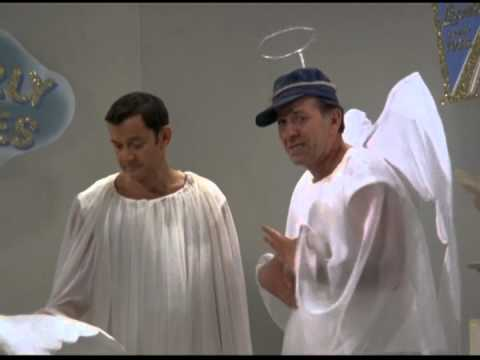 The Odd Couple - Felix And Oscar Go To Heaven