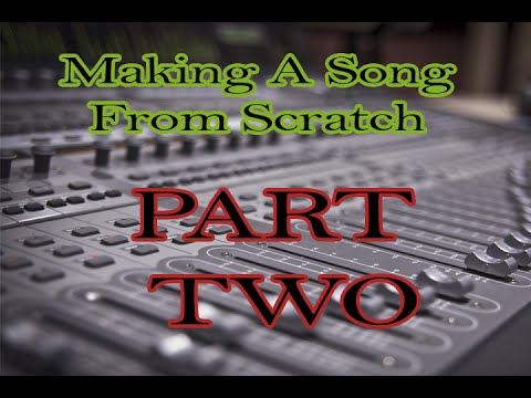 Making A Rap Song From Scratch - Part 2 - Making The Beat Loop