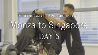 Engines & Air Miles - Monza to Singapore (Ep. 5/7)