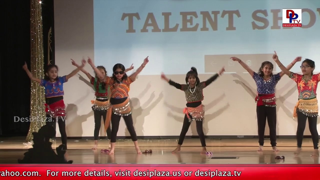 Splendid Visuals and Glimpses of Jalwa USA - Talent Show from Bollywood Pageant 2017 || DesiplazaTV