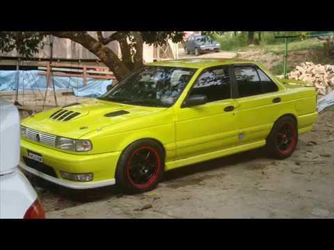 Nissan Se-R / V16 / Tsuru / B13 / Sunny / Attesa GTS Parte ...