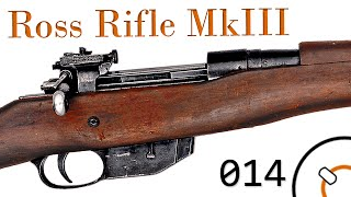 Small Arms of WWI Primer 014: Canadian Ross Rifle Mark III