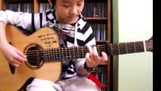 (The Beatles) Ob-la-di Ob-la-da - Sungha Jung