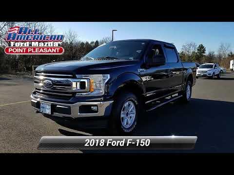Certified 2018 Ford F-150 XLT, Point Pleasant, NJ U12488