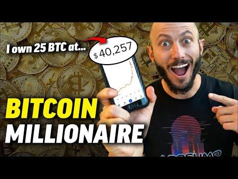 How I Became A Bitcoin Millionaire