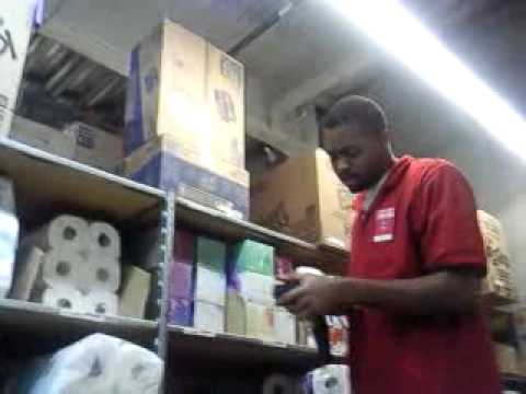 Targets backroom process Part 1 YouTube – Stocking Jobs at Target