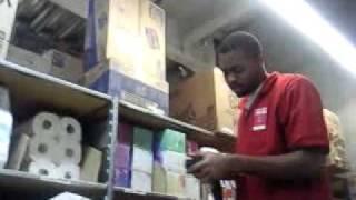 Target's backroom process (Part 1) - VanBuren125