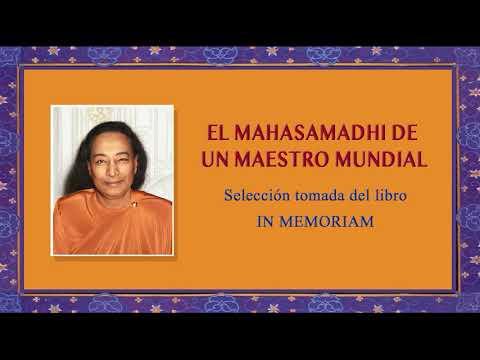 IN MEMORIAM: EL MAHASAMADHI DE UN MAESTRO MUNDIAL