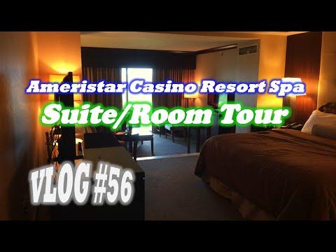 Room Tour! Ameristar Casino King Suite | St. Charles (Vlog #56)