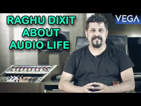 Raghu Dixit About Audio Life || School Of Sound Engineering