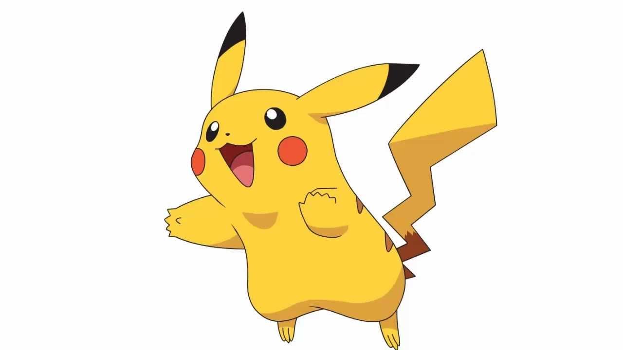 pikachu sГјГџ