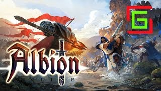 Albion Online РУССКИЙ СТРИМ ☺ Тангар и онлайн игры