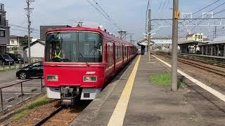 名鉄弥富駅 JR共用ホーム