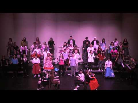 Songfest 2014- Naches Valley High School