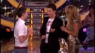 Benajmin Big Brother 2012 Winner Proposes on LIVE TV