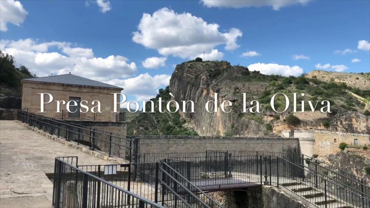 Presa Del Ponton De La Oliva Madrid Espana Que Hacer Escalada Banarse Rio
