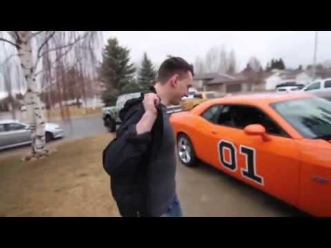 20 year old wins $70,000 Dodge Challenger SRT - Go Auto