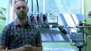 Groundswell Campus: Compost Tea and Compost Extract Injection System