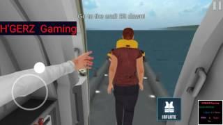 Menyelamatkan diri dari pesawat yang jatuh ke air & dari pesawat yang saling bertabrakan | PFI#2