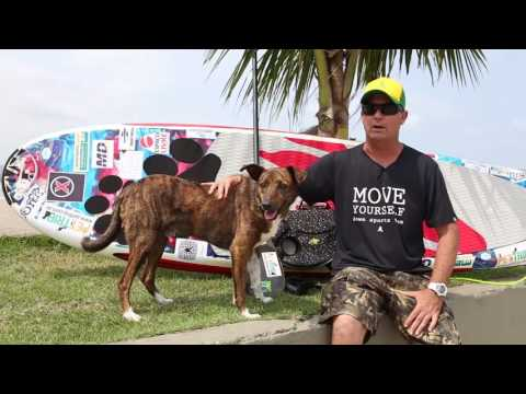 Sup Life Brasil - Augusto e Parafina Surf City Surf Dog