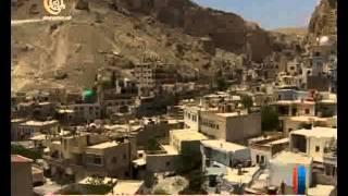عصابات الإرهاب دخلت دير مار تقلا الأرثوذكسي واختفطت 12 راهبة