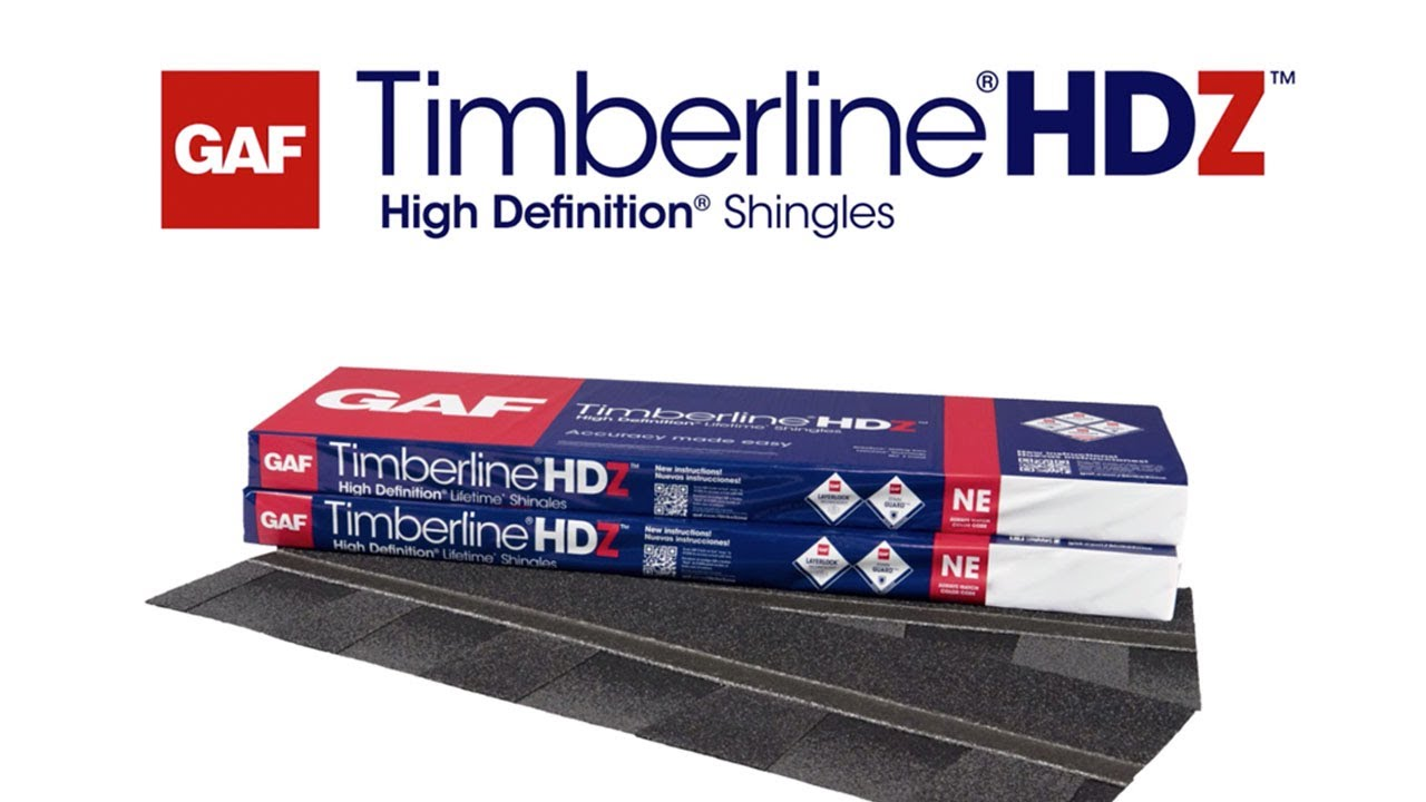 Gaf Unveils Timberline Hdz Shingles Powered By Layerlock Technology On Ire Show Floor 2020 01 30 Roofing Contractor