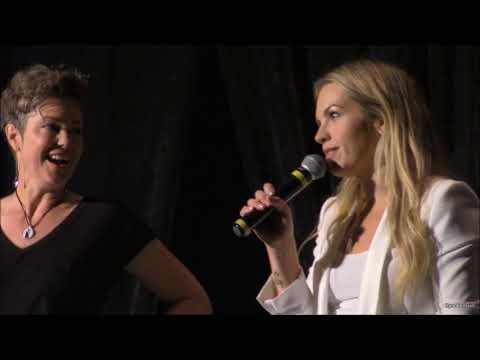 SpnPitt 2018 Kim Rhodes and Briana Buckmaster FULL Panel Supernatural