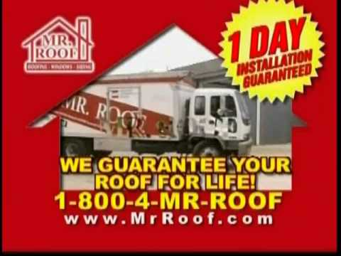 Awesome Mr. Roof Spoof