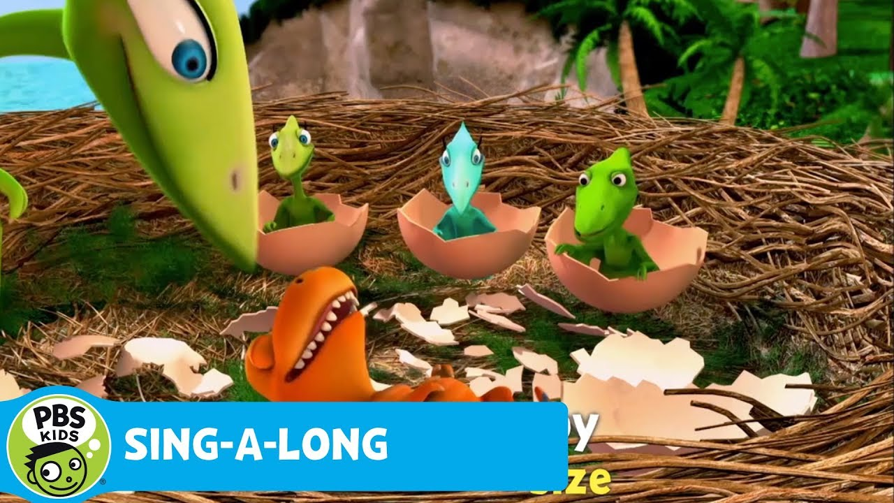 SING-A-LONG | Dinosaur Train - Theme Song | PBS KIDS - YouTube