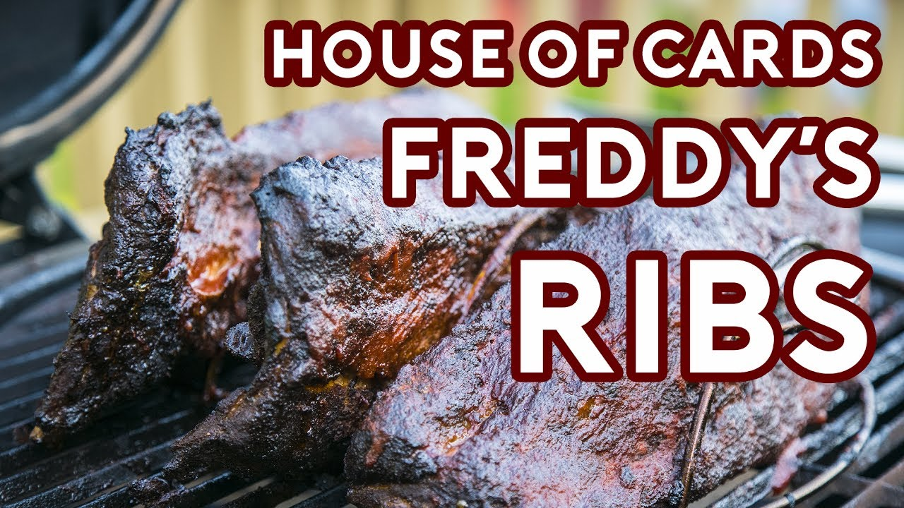 Binging With Babish Freddys Ribs From House Of Cards