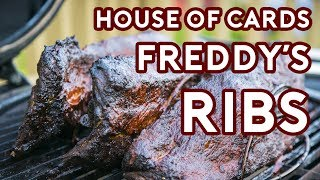 Download Binging with Babish: Freddy's Ribs from House of Cards Mp3 and Videos