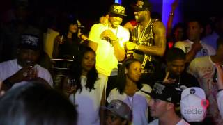 Download Lebron James, Dwyane Wade & Drake At Nightclub In Miami After Winning The 2013 NBA Championship! MP3 song and Music Video