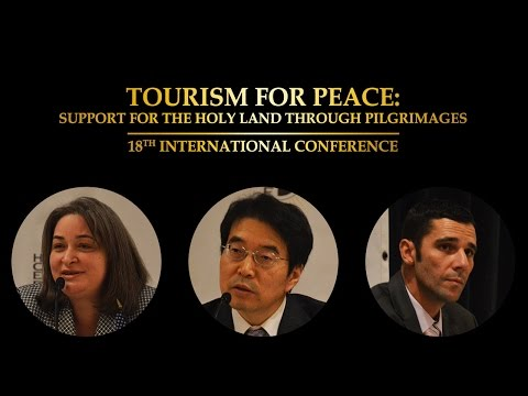 Tourism for Peace: Support for the Holy Land through Pilgrimages