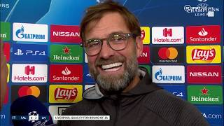 """It was a tricky one but we did it"" Jurgen Klopp speaks after Liverpool book passage to last 16"