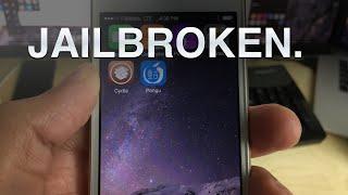 How to jailbreak iOS 8.x and install Cydia using Pangu [Windows]