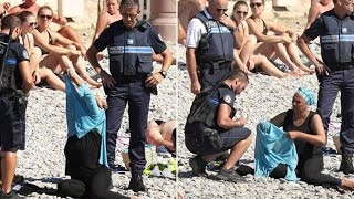Authorities Threaten To Sue Over Burkini Pics