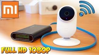 видео XiaoYi Small Ants 2 — новая IP-камера от Xiaomi