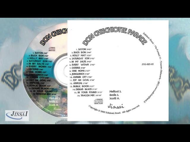 Don Chischiotte Parade [Full Album]