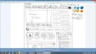 Photoshop Web Tasarım Dersleri 5 Arkaplan ve Logo Yerleşimi Designus net