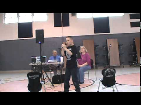 Download Slipknot The Devil in I  Vocal Cover 9 Year Old at Talent Show