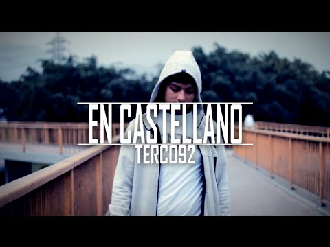 TERCO92 - EN CASTELLANO (SERIEDAD) ONE SHOT VIDEO
